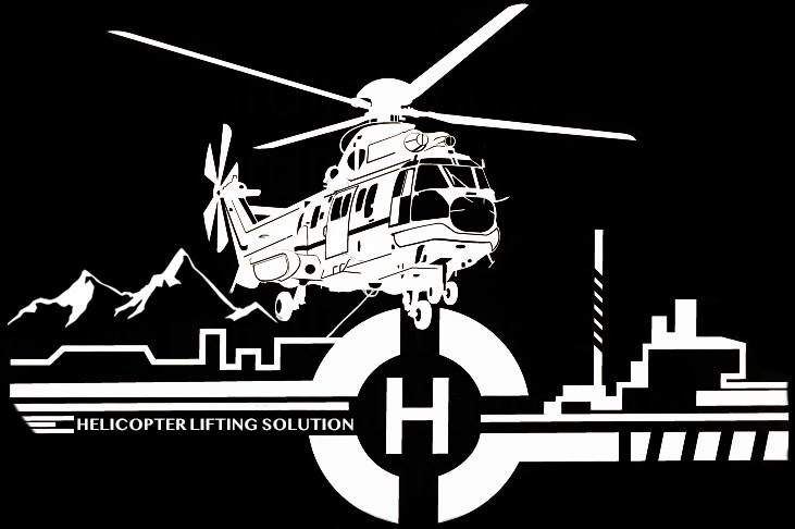 Lifting solution helicopter flare tip replacement