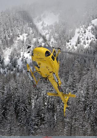 ski ecureuil AS 350 B3