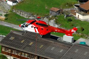 Héliportage France, Heliswiss international 30 ans expérience dans le levage lourds par hélicoptère