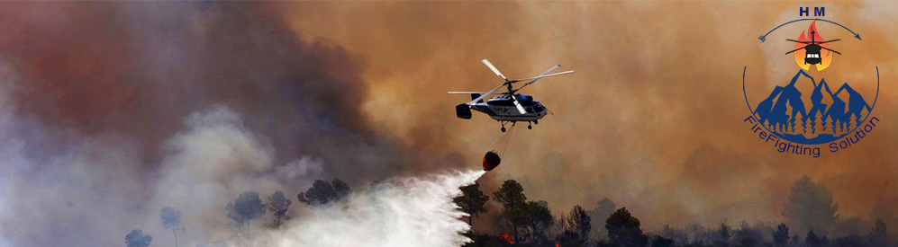 Link aerial helicopter firefighting solution