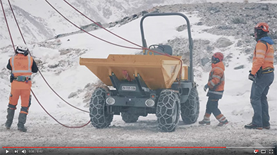 Levage et transport de charge par hélicoptère / héliportage france Kamov KA32 montagne