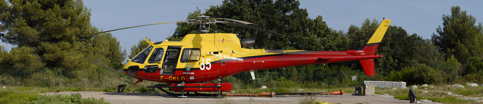 AS 350 B3 KIT F-GKLD Heliprotection