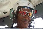 Le Mécanicien de bord pendant le vol