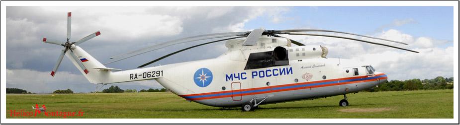 Panoramique HD Mil Mi 26 T RA-06291